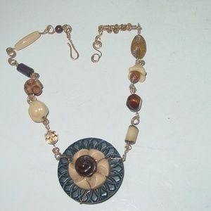 Victoria Tane Upcycled Designer Necklace